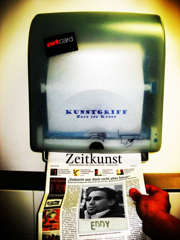 Kunstgriff - Der Kunstautomat